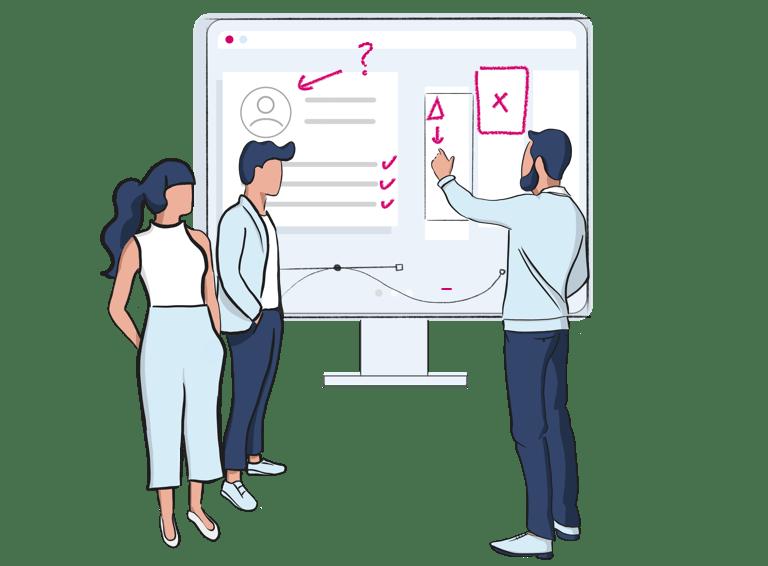 EXPERTEN REVIEW: UX Quick-Check - User Interface Design