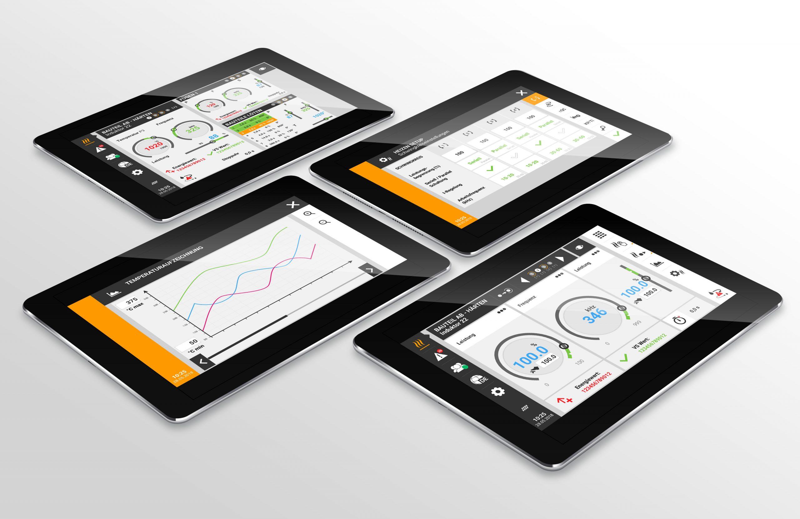 EMAG eldec ECO LINE EEi² - User Interface Design